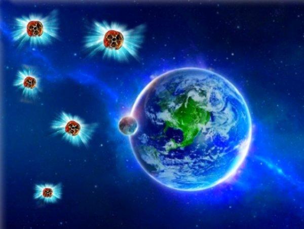 6 ядерных потрошителей несутся к Земле: Астрономы засекли угрозу из космоса
