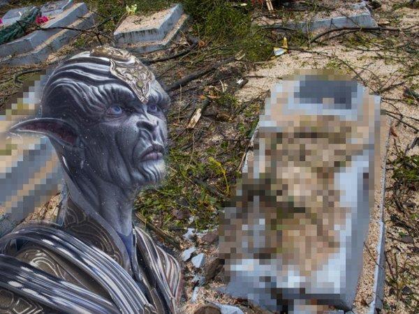 Груз 200 на орбите: Пришельцы крадут трупы солдат для создания зомби-армии