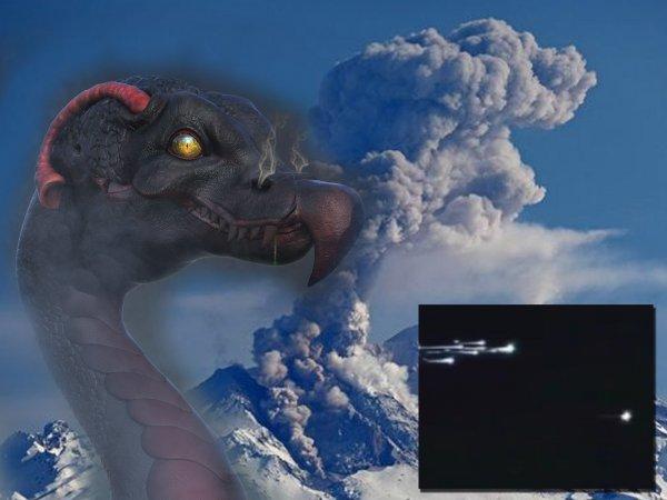 Камчатка станет пепельной пустыней: Аспиды с Нибиру вторглись в атмосферу Земли