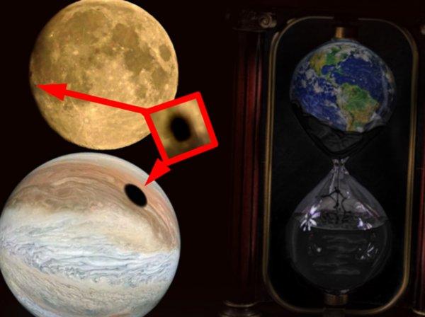 Рак Вселенной: 22 декабря Солнечная система «сгниёт» из-за «метастаз» пришельцев