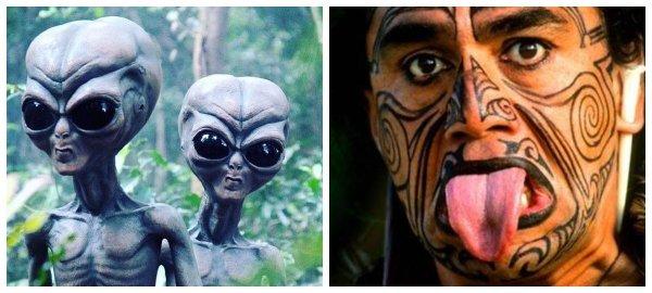 Пришельцы – нудисты? Голый гуманоид спалил присутствие НЛО в заповеднике Новой Зеландии