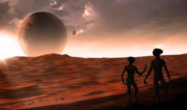 Пульсация на Марсе. Странная аномалия напугала ученых