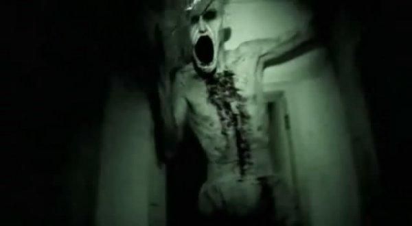 Призрак древнего лорда засняли в подвале заброшенного здания