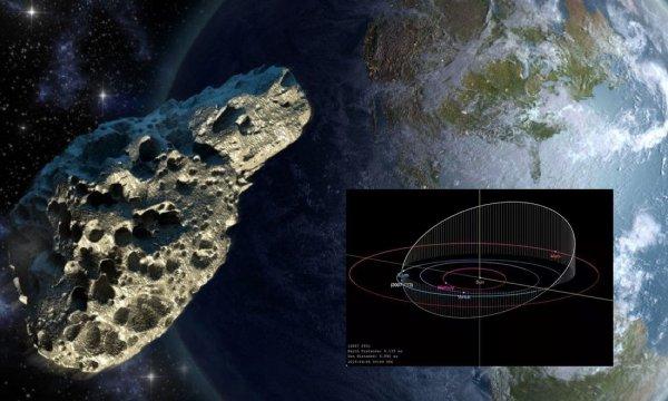 «Шарахнет - мама не горюй!» Астероид размером с Эйфелеву башню упадёт на Землю - эксперт