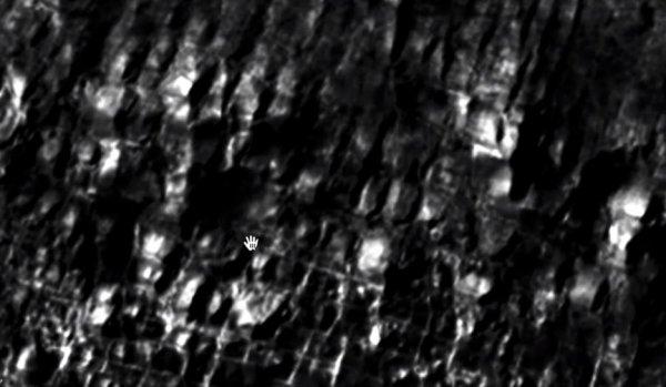 На Марсе нашли руины древнего города - Красная планета прячет Атлантиду?