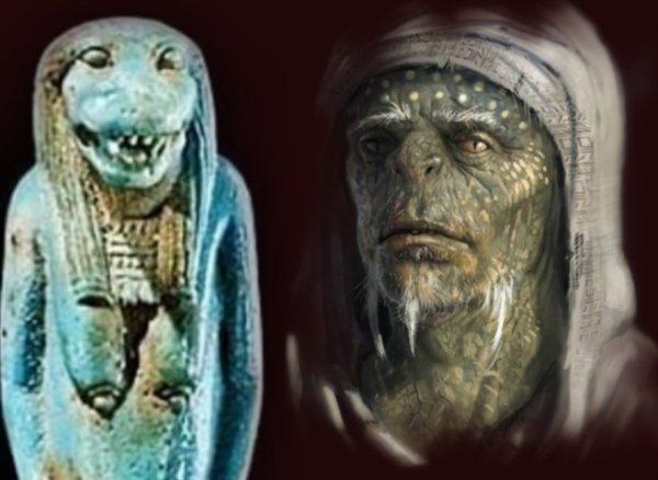 Тутанхамон Крыма: Древний артефакт ящеров найден в Севастополе