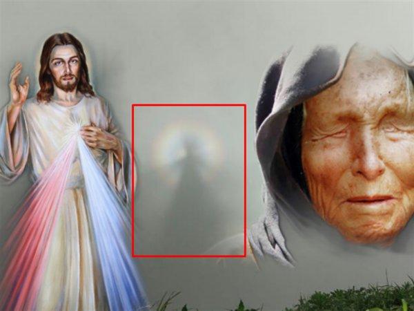 Лик Христа завис в небе над Курилами - Сбывается пророчество Ванги