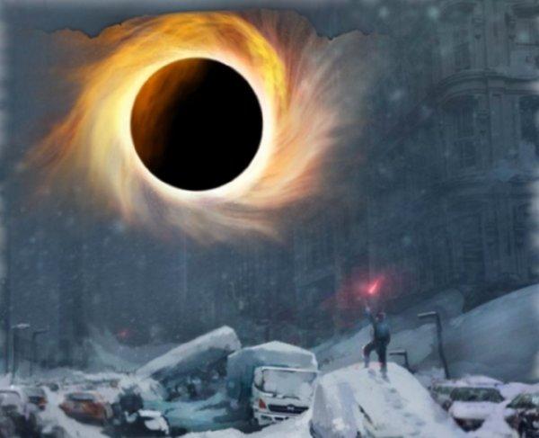 -273 и вечная тьма на Земле: Черная дыра начала поглощать энергию Солнца - учёные