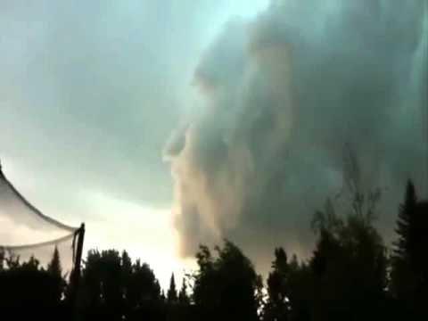 Предвестник хаоса и разрушения был замечен в небе над Екатеринбургом