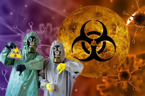 От этого нет лекарств: Человечество погубит вирус с Венеры