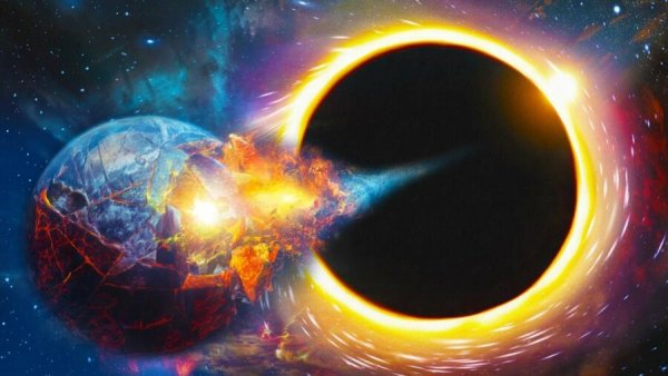 Возле Земли открылась Черная дыра. Экстрасенс назвал точную дату конца света