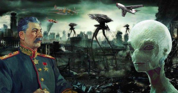 Секрет вождя! Сталин остановил межпланетную войну