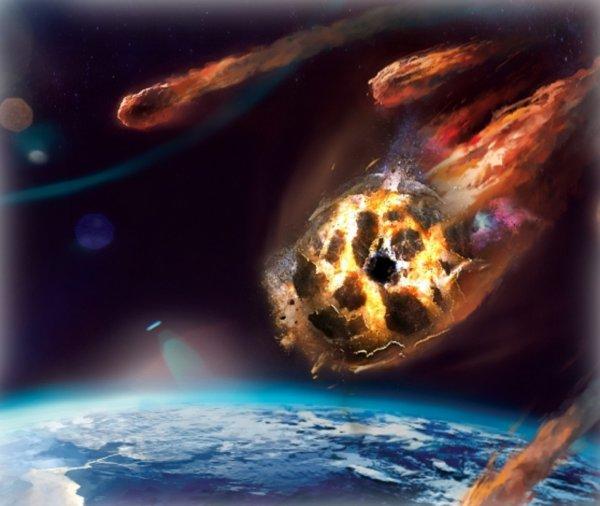 В Чили упали осколки Марса – Марсотрясение разорвало планету изнутри