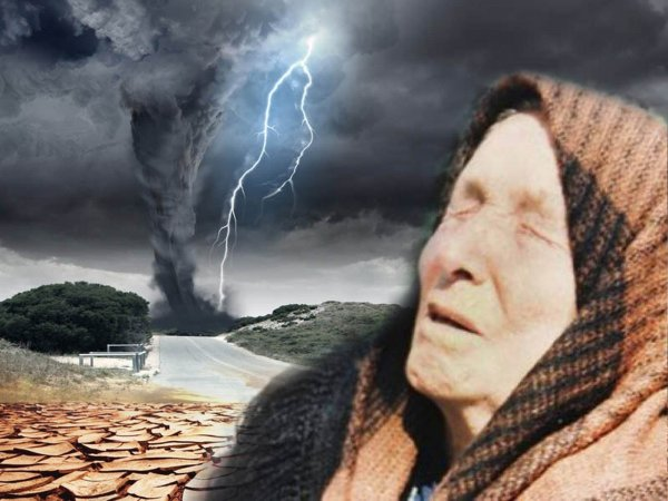 «На Приморье движется ураган»: Дух Ванги рассказал медиуму о будущем России