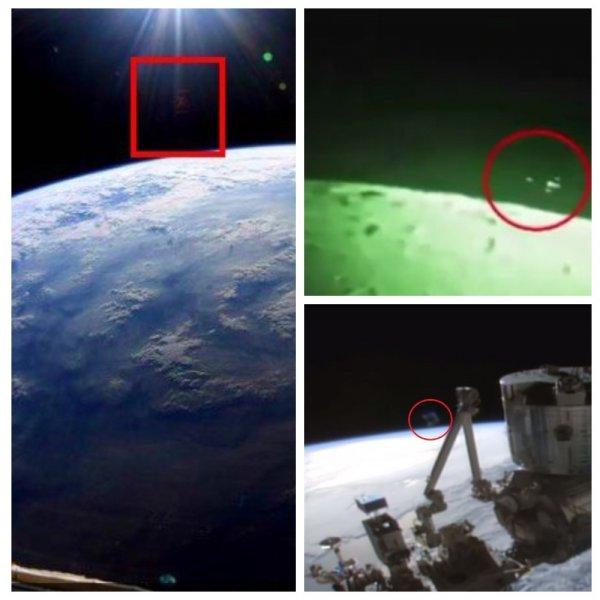 НЛО окружили Землю. Ученые зафиксировали подготовку пришельцев к войне