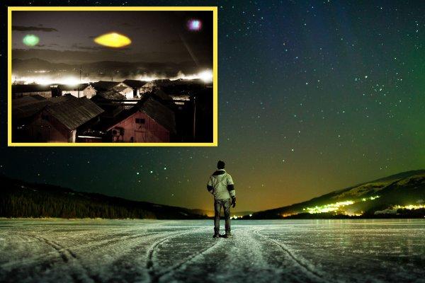 Пришельцы «наследили» на Севере: Российские учёные показали загадочные пятна на небе