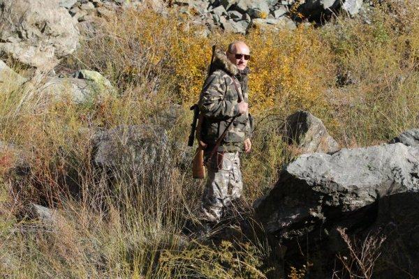 Сафари на гуманоидов: За обычной охотой Путина скрывалась спецоперация против пришельцев - эксперт