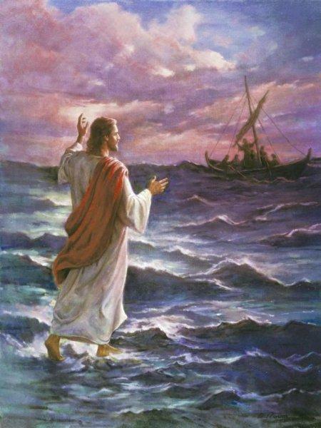 Апостол Петр ходил по воде. Ученые доказали аномальные способности «святого»