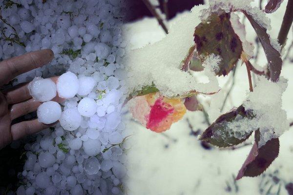 Ядовитый снег засыпал Москву – Нибиру сбросила климатическую бомбу