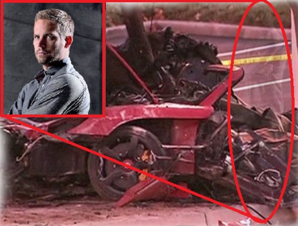Пол Уокер жив? Призрак звезды «Форсажа» забрался в автомобиль и устроил аварию в США