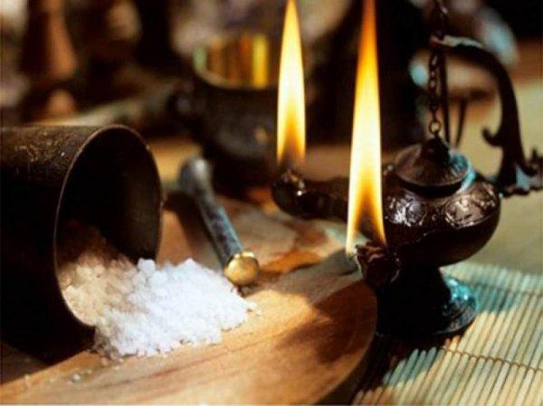 Метод древних славян. Очистить дом от негативной энергии поможет соль - эзотерик