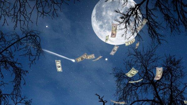Денежное Полнолуние. Медиум назвал мощный ритуал для привлечения денег