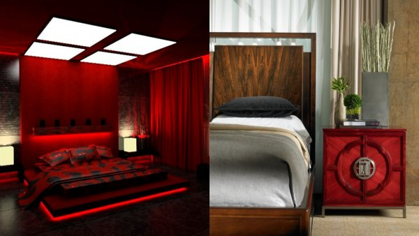 Вернуть былую страсть: Красное постельное бельё направит энергию в спальню