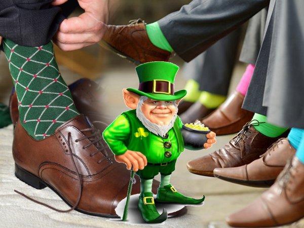 Зелёный носок – удачный денёк: Цвет носков влияет на жизнь человека – эзотерик
