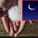 Засолка от несчастья: Обряд с соленой водой на убывающую Луну вытянет любые недуги