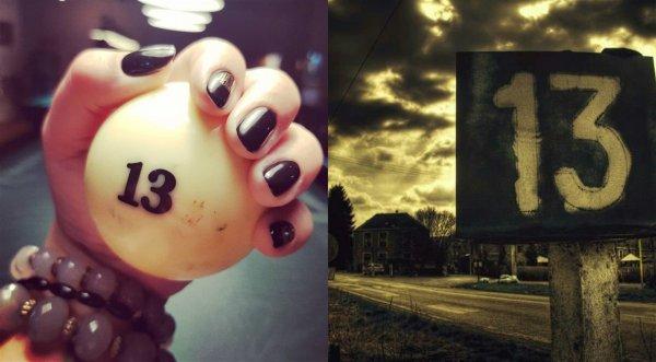 Номер ангела: Тайну «проклятого» числа 13 раскрыл маг