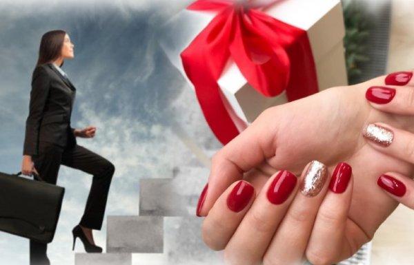 Маникюр на карьеру: Как зарядить ногти на успех?