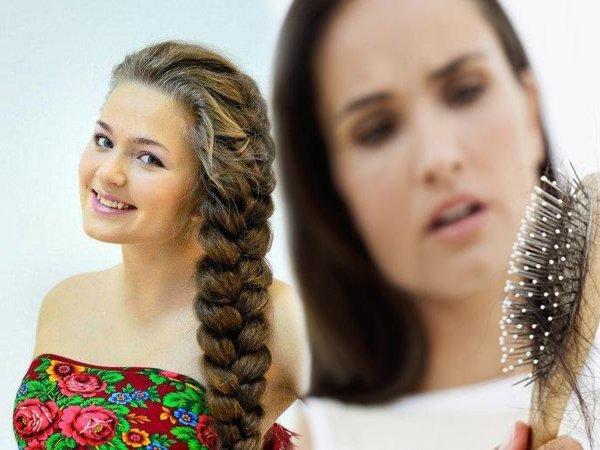 Секрет прабабки: Пышные волосы по древнему обряду