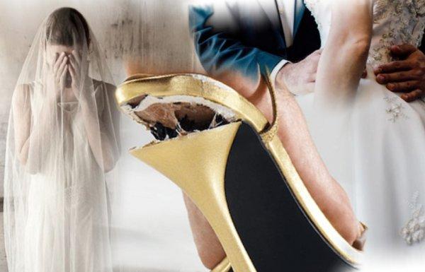 Каблук сломала – счастье испугала: Названы главные свадебные приметы