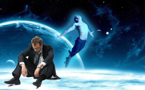 «Его душа будет рядом»: Медиум рассказал, куда действительно попадает человек после смерти