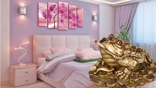 Бурная ночь обеспечена. Почему важно обустраивать спальную комнату по фен-шую