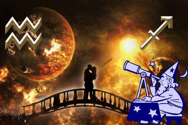 Стрелец и Водолей - вода не разлей: Секрет неземной совместимости раскрыли астрологи