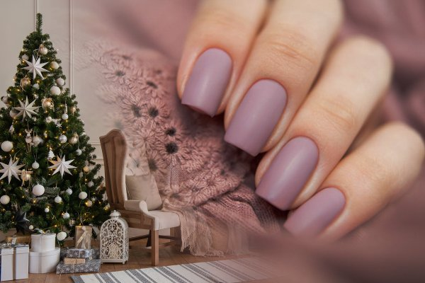 Маникюр на Новый год – Какой цвет ногтей принесёт счастье в 2020-м
