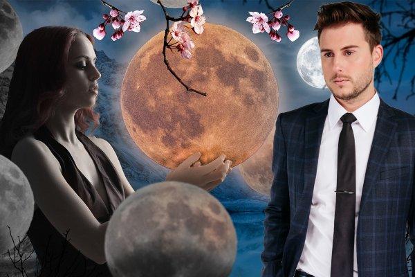 Вместе навсегда: Мощный обряд на Чёрную Луну для привлечения мужа