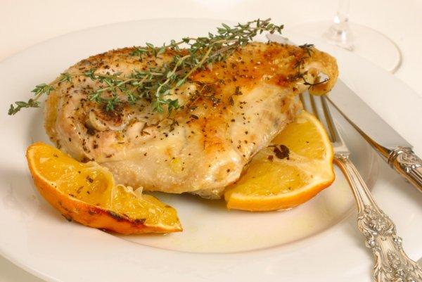 Повар из Франции поделился рецептом курицы для россиян