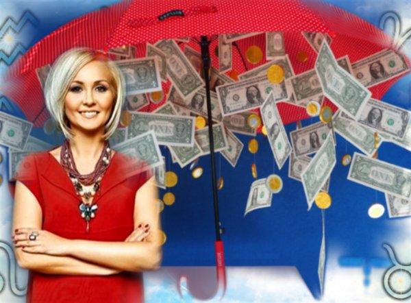 «Золотой дождь» и счастье: Володина указала на самый успешный Зодиак недели