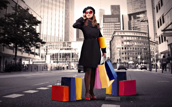 Энергетический шопинг: Красивая одежда пробуждает чакру обаяния