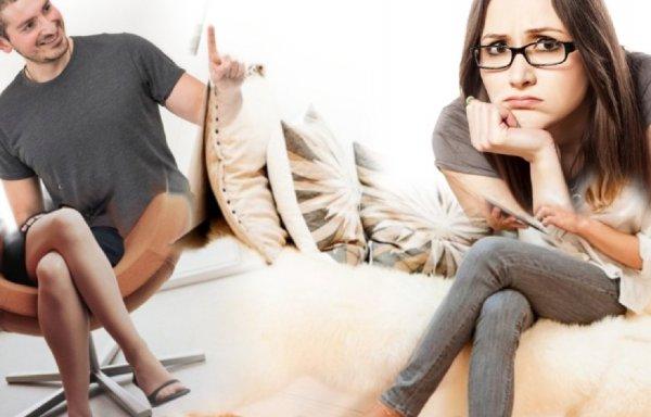 Опасная привычка: Скрещенные ноги могут привести к неудачам