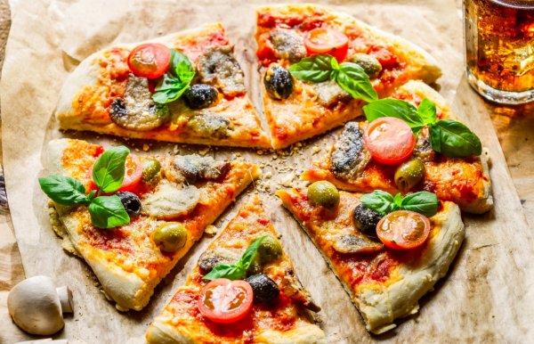 Рецепт тонкой итальянской пиццы от пиццайоло