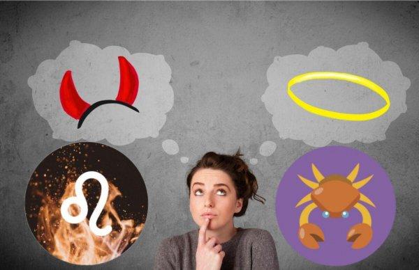 Знак «на границе» добра и зла. Об особенностях Рака-Льва рассказали астрологи