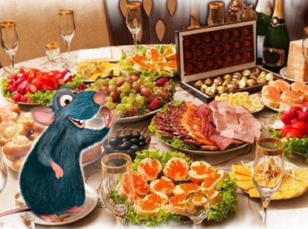 Весь год в роскоши: Что приготовить на новогодний стол для успеха