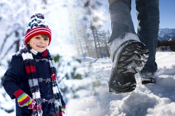 В снегу ноги — беда на пороге: Старая примета убережёт от неудач