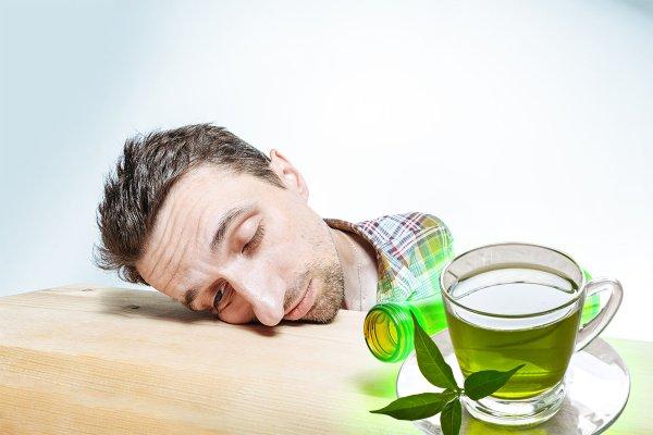 Больше не алкоголик: Травяной напиток навсегда уберёт зависимость