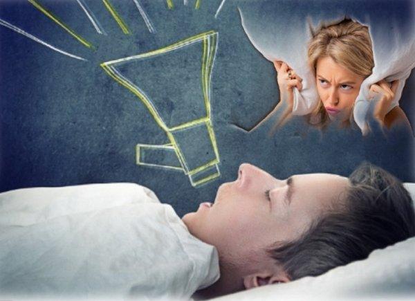 Муж храпит - несчастья сулит: Как связаны храп и благополучие в доме