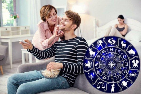 Мать глава семьи: какие мужья никогда не уйдут из под родительского крыла — астролог