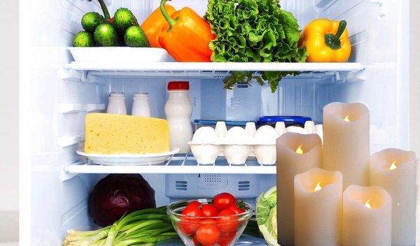 Содержимое холодильника отражается на жизни. Зарубежные приметы о продуктах